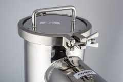Inoxpa Stainless Steel Angular Filter
